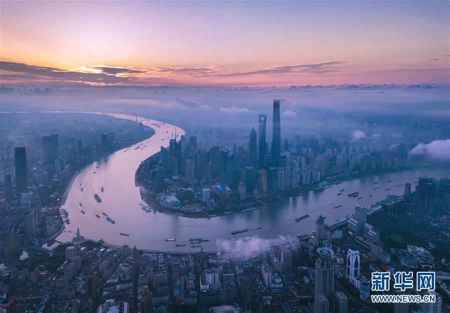 (全面深化改革这五年·图文互动)(1)吃改革饭走开放路打创新牌 上海奋力创造发展新传奇