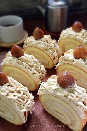 食栗之秋,怎能少得了栗子蛋糕