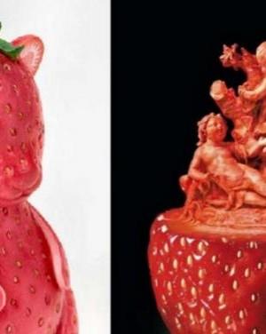 当水果变成这样,你还舍得吃么?