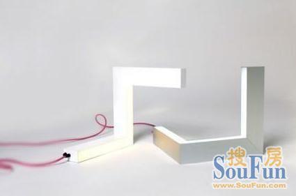 塞尔维亚kako.ko设计 几何led造型灯具系