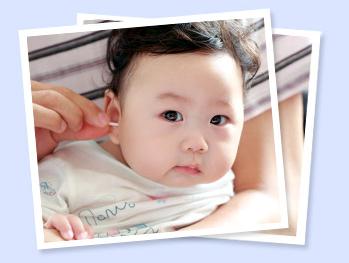 婴幼儿耳部