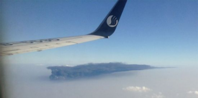 青岛输油管道爆炸 城市上空升起黑色蘑菇云