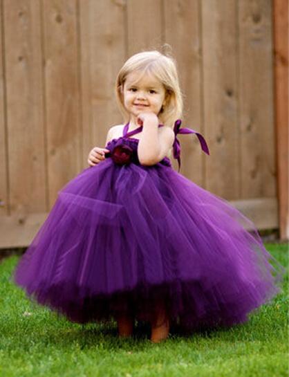可爱小花童礼服 让婚礼萌萌哒