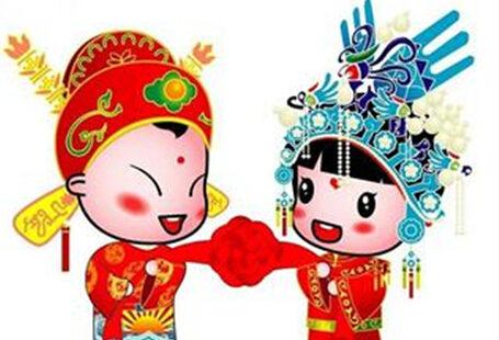 详细的传统中式婚礼仪式流程表