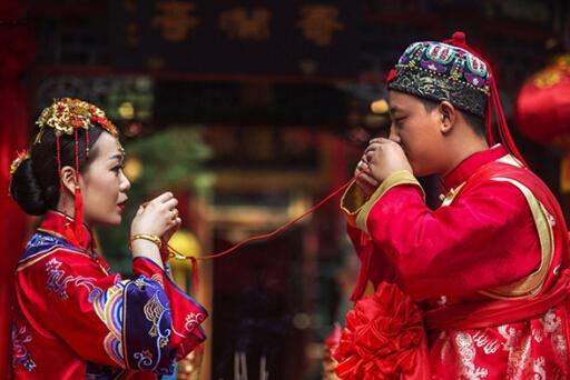 新中式婚礼仪式流程 成就完美婚礼